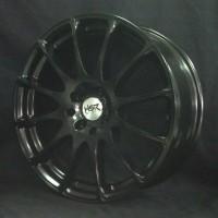 velg JD74 HSR 17X7 8X100-114,3 ET.40 BLACK