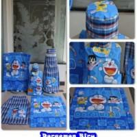 Sarung Anak Doraemon Biru XS