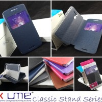 Ume Classic Leather Flip Book View Cover Case Acer Liquid E700