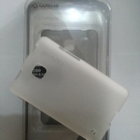 CAPDASE LG OPTIMUS L3 II E425 / CASE SOFTJACKET ORIGINAL