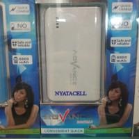 Powerbank Advance 8800mAh 8800 mAh / Power Bank 2 Output S31