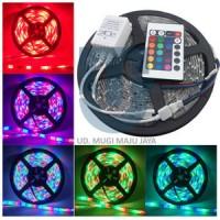LED STRIP SMD 3528 RGB + REMOTE + MODUL + ADAPTOR