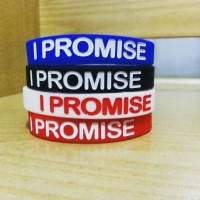 Wristband I Promise by LeBron James