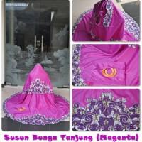 Mukena Doff Susun Bunga Tanjung