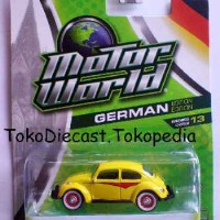 Greenlight Motor World Volkswagen Classic Beetle Y