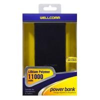 Wellcomm AR 110  Powerbank 11.000 mAh - Lithium Polymer