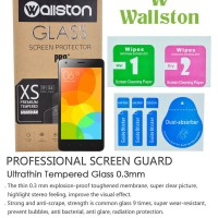 harga Jual Anti Gores Kaca Wallston Tempered Glass Pro Screen Xiaomi Redmi 2 Tokopedia.com