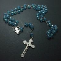 Rosario Kristal Sea Blue