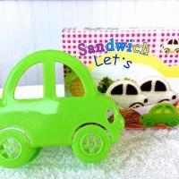 Car Sandwich Cars Mold Cetakan Roti Mobil dapur bear hello kitty food