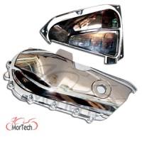 harga Aksesoris Cover Cvt + Filter Udara Chrom Honda Beat Scoopy Vario 110 Tokopedia.com