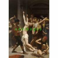PR101x - Flagellation - William - 16R PVC - lukisan