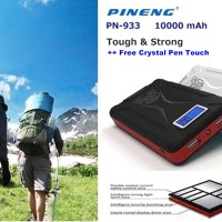 Pineng Powerbank - PN933 - 10000 mAh - Black