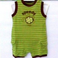 JUMPER PENDEK Gymboree 'SPEEDY TURTLE'