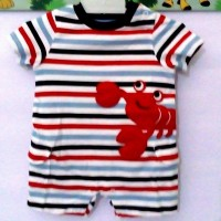JUMPER PENDEK Gymboree 'CRAB'