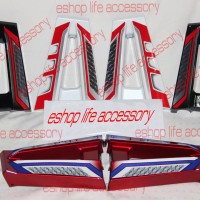 Cover Tandem Bracker Yamaha Old / New / Vixion / Lightning / Advance