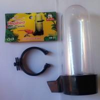 harga Tempat Minum Burung Model Dispenser Besar Pemasangan Luar/dalam Tokopedia.com