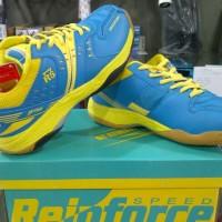 Sepatu badminton / bulutangkis Rs Jf 780 Jade green