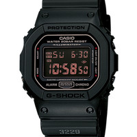 Casio G-Shock DW-5600MS-1 Original