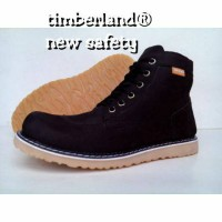 Sepatu Timberland Boot Safety Leather Pria