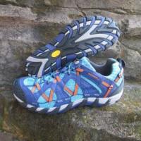 harga Sepatu Outdoor merrell waterpro blue orange original murah Tokopedia.com