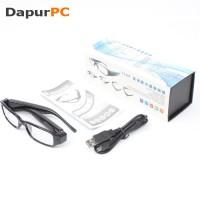Kacamata Spy Glasses Camera Eyewear Video Recorder HD 720P