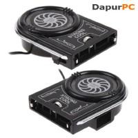 Laptop Vacuum Cooler Fan USB Mini