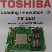 harga Mainboard-mesin Tv Led Toshiba 32p2300vj Tokopedia.com