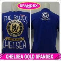 T-shirt Chelsea Gold