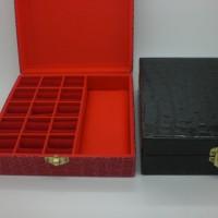 Jual kotak cincin & kotak batu 2 in 1,bio solar,kecubung,permata,red baron Murah