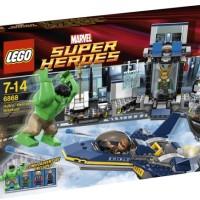 LEGO Avengers 6868 : Hulk's Helicarrier Breakout