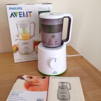 Jual Philips avent baby blender and steamer (2 in 1) Murah