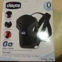Gendongan bayi Chicco ORI - Go Baby Carrier Marsupio (biru)