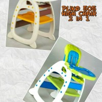 Pliko 505 High Chair 2 in 1