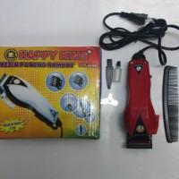Mesin / Alat cukur dan Potong Rambut Happy King