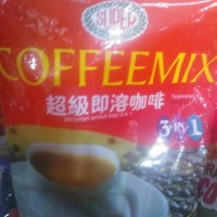 Super CoffeeMix Coffee Mix 3in1 Minuman Serbuk Kopi 600Gram