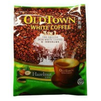 Old Town White Coffee 3 in 1 Rasa Hazelnut 15sachet Kopi Malaysia