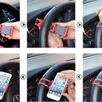 harga Universal Phone Socket Holder / Holder Hp Stir Mobil / Motor Tokopedia.com