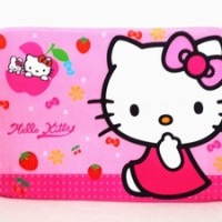 Keset Kaki Hello Kitty Fruit ukuran 59 x 34 cm