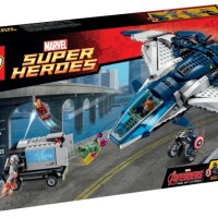 Lego Avengers 76032 : Quinjet City Chase