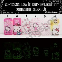 harga Softcase Glow In Dark Hellokitty Samsung Galaxy J1 Tokopedia.com