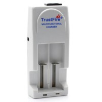 TrustFire Multi Purpose Dual Slot Lithium Battery Charger - TR-001