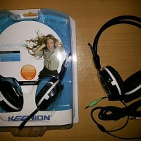 headphone keenion seri KOS-688 ( headphone,earphone, headset )