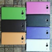 Xiaomi Redmi 2 Leather Metal Backcover (tutup Batre)