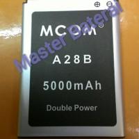Baterai Evercoss A28B Double Power 5000mAh
