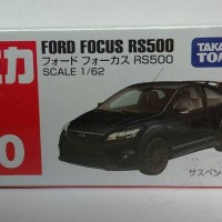 Diecast Tomica Ford Focus RS500 1:64