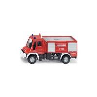Diecast Miniatur Mobil Pemadam Kebakaran Unimog