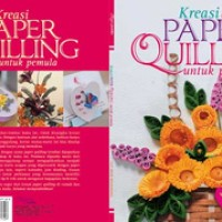harga Kreasi Paper Quilling Untuk Pemula Tokopedia.com