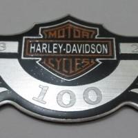 Emblem Harley Davidson 100th Anniversary