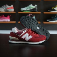 SEPATU PERFECT REPLIKA NEW BALANCE MERAH