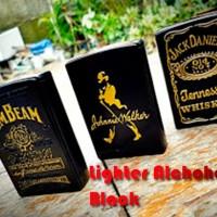Korek Api Vodka Jack Daniels Johny Walker Black